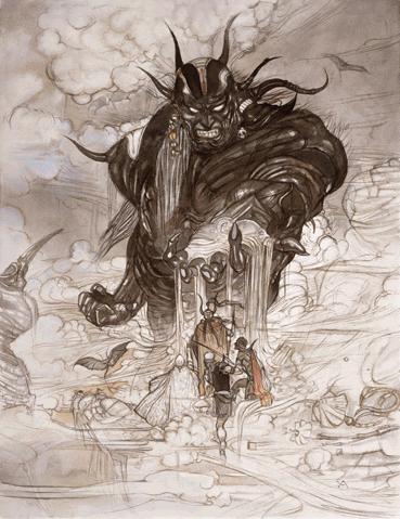 final fantasy ingus